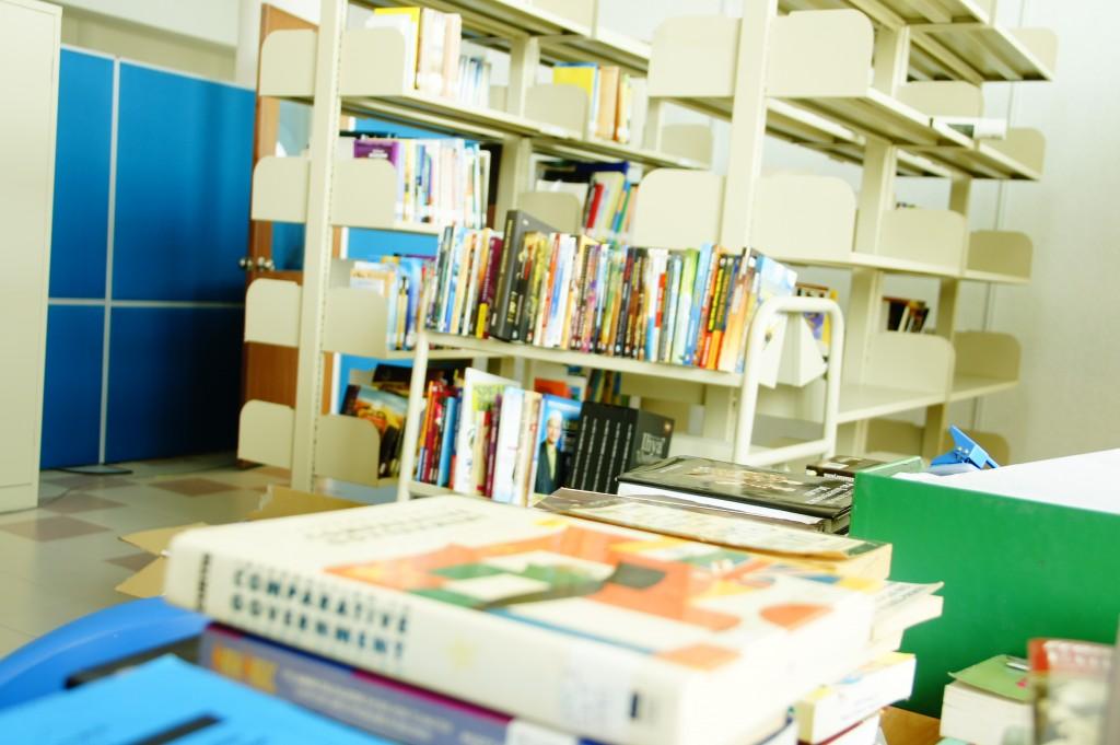 Pusat Sumber / Perpustakaan