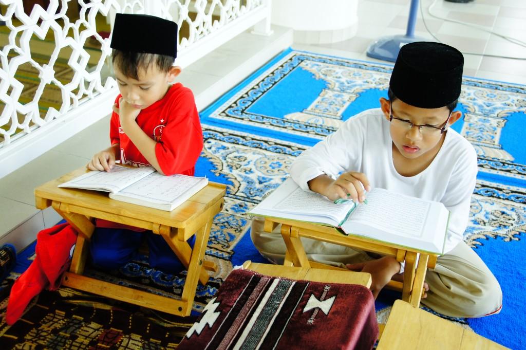 Kemudahan Mengaji Al-Quran