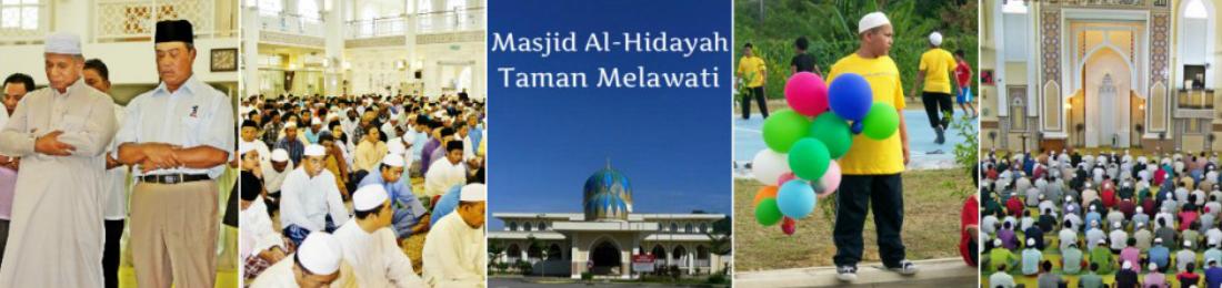 masjid alhidayah taman melawati